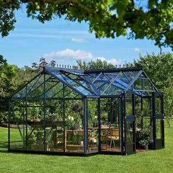 Juliana Orangeri – en grøn oase i haven