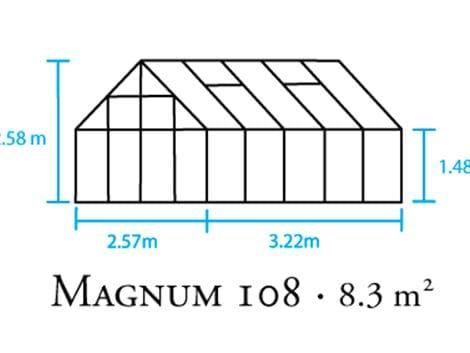 Halls Magnum