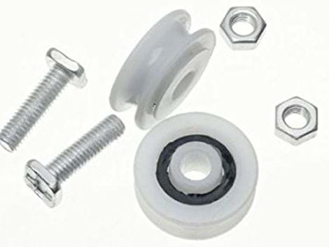 Eden WHEEL ACCESSORY PACK WHITE WHEELS