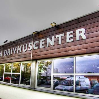 Juliana Drivhuscenter Roskilde