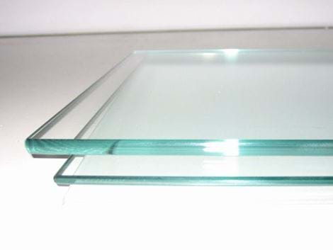 3mm TGH Glass 610 x 544