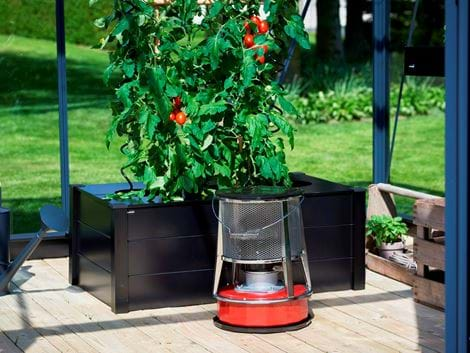 Juliana greenhouse heater - Kerosene