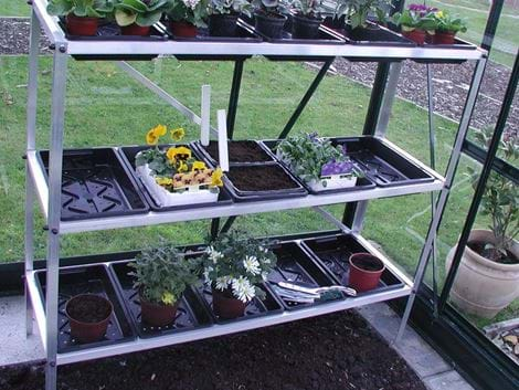 3 TIER SEED TRAY FRAME