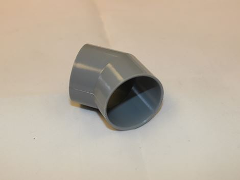 135° downpipe elbow for Halls Popular